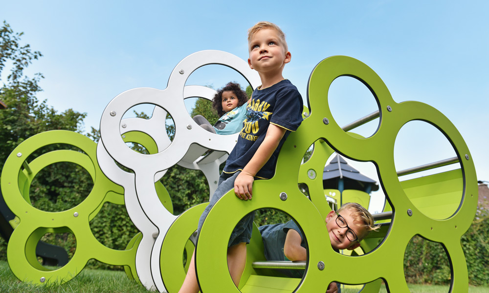 Modular Playground Equipment